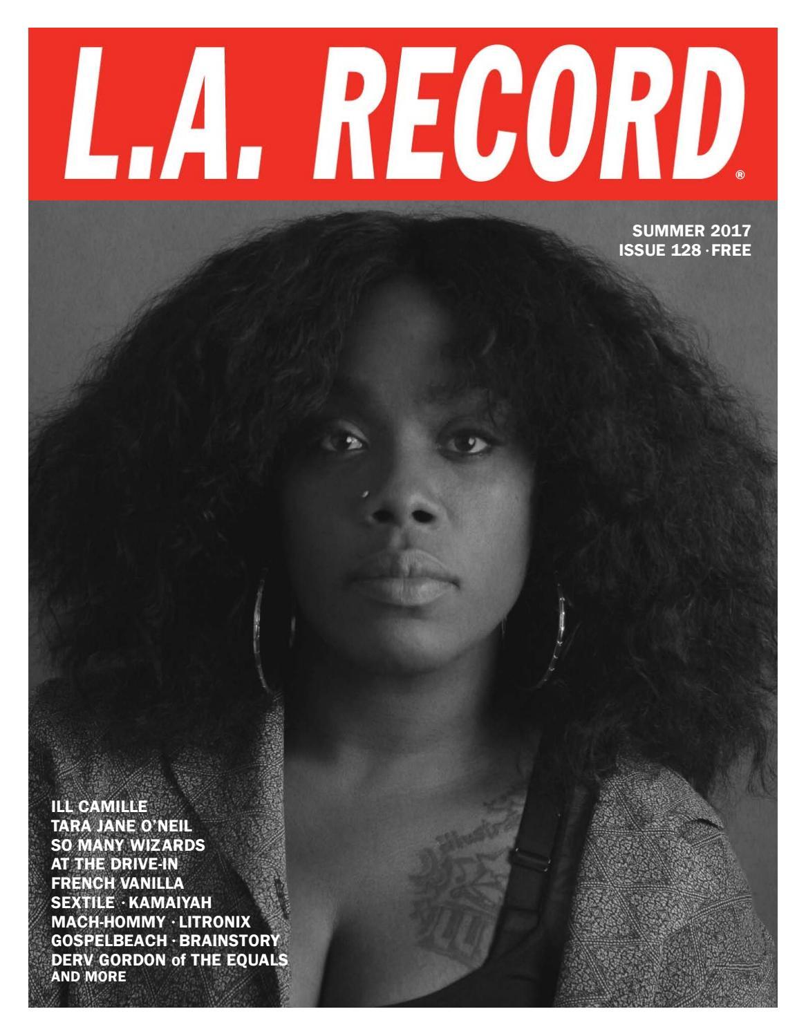 L A  RECORD 128 by L A  RECORD - issuu