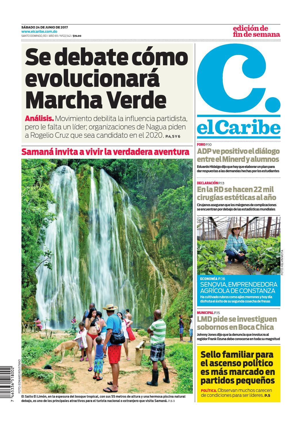 d08a3bbec4ab elCaribe by Multimedios del Caribe - issuu