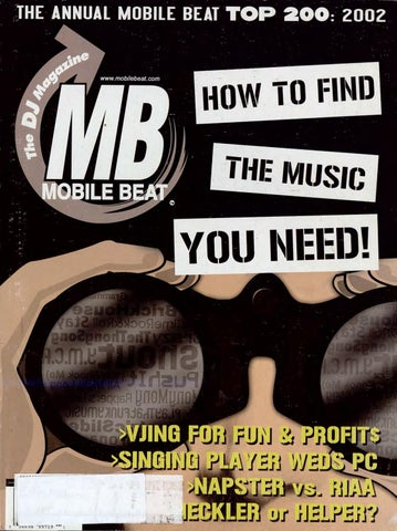 0616aeb20cb6 Issue 072 - February 2002 - How to Find The Music You Need! by ...