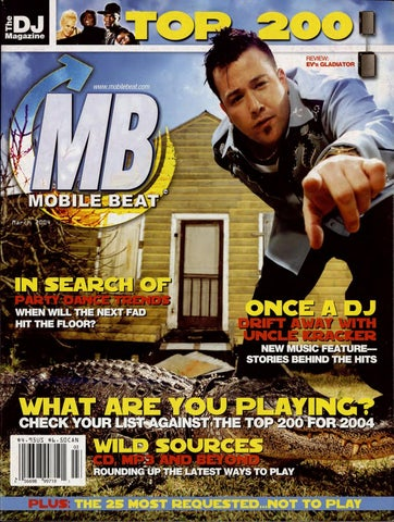8f9e4a1b131b8 Issue 086 - March 2004 - What Are You Playing by Mobile Beat ...