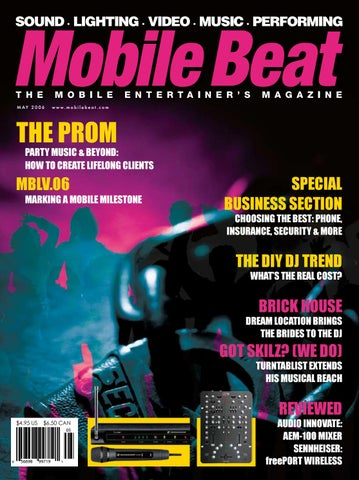 Issue 101 - May 2006 - The Prom by Mobile Beat Magazine - issuu