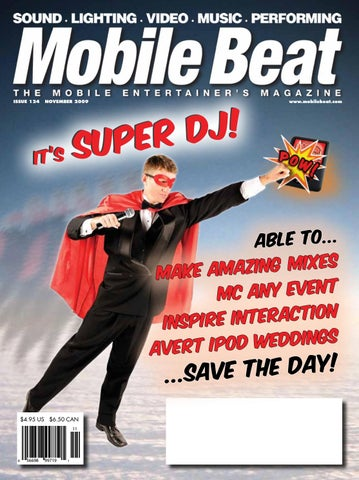 Issue 124 november 2009 its super dj