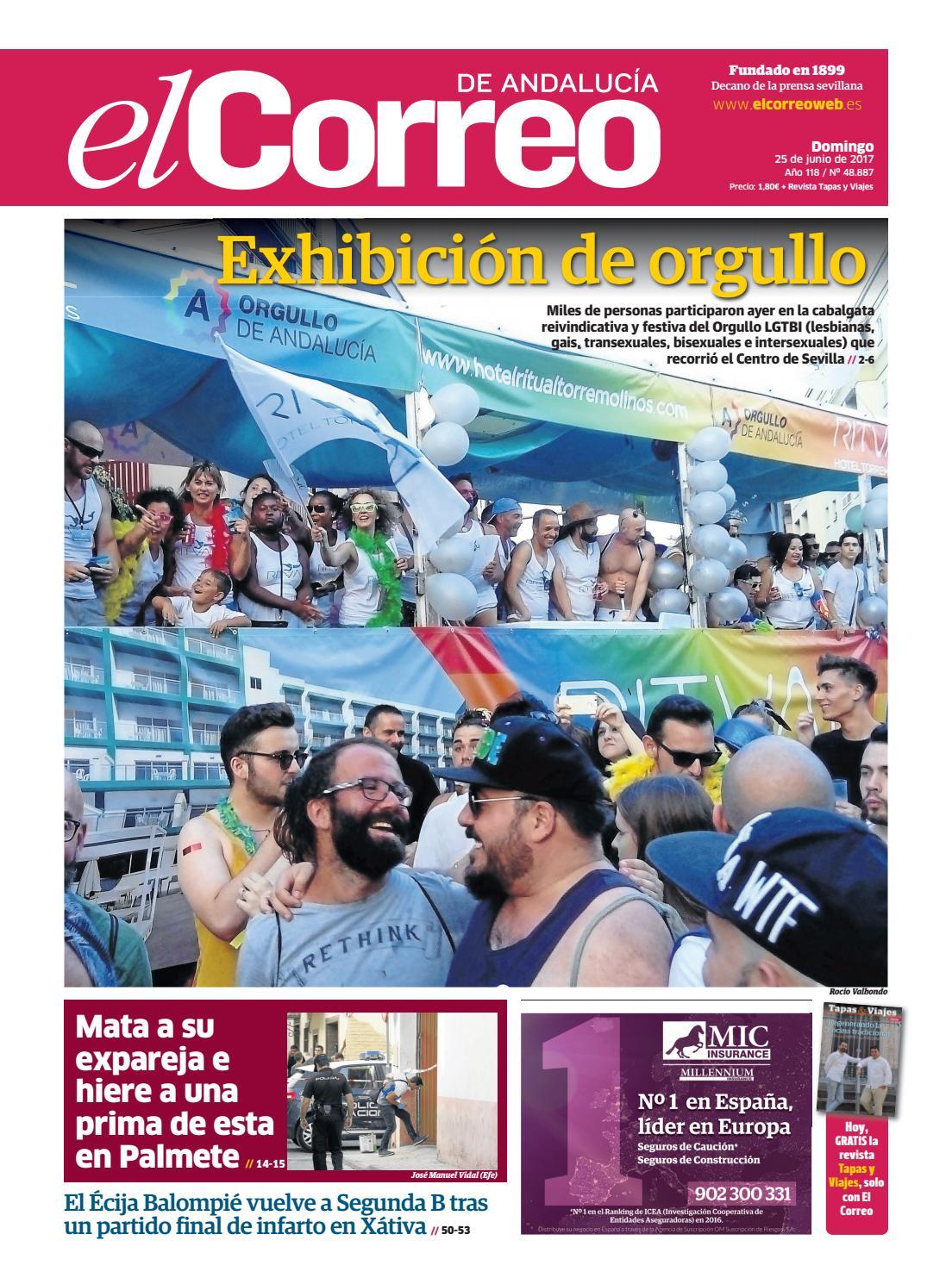 13263b520b3d7 25 06 2017 El Correo de Andalucía by EL CORREO DE ANDALUCÍA S.L. - issuu