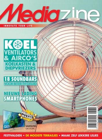 3e3cd25e21b Mediazine Belgie Juli 2017 by Mediazine België/Belgique - issuu
