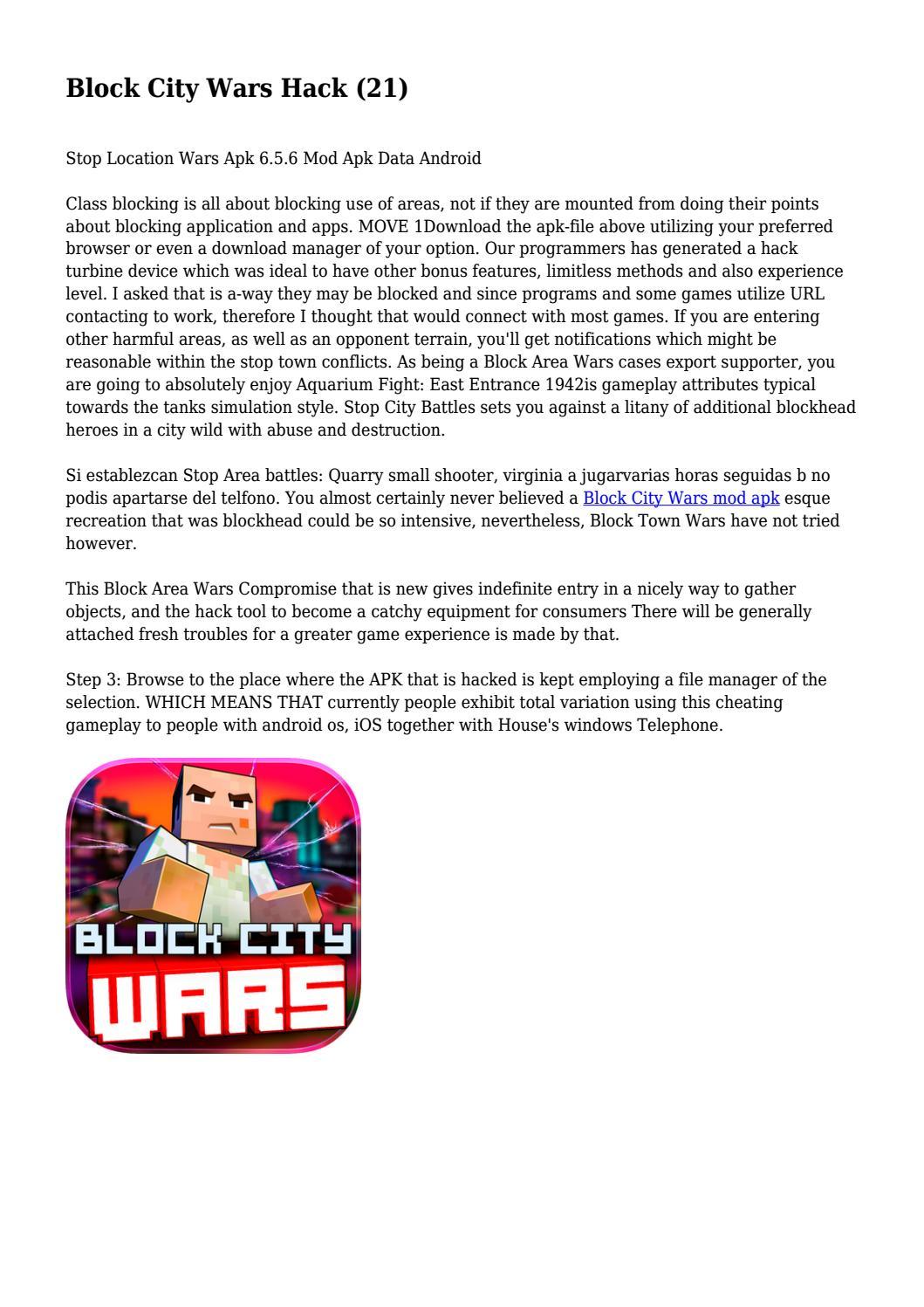 block city wars apk obb