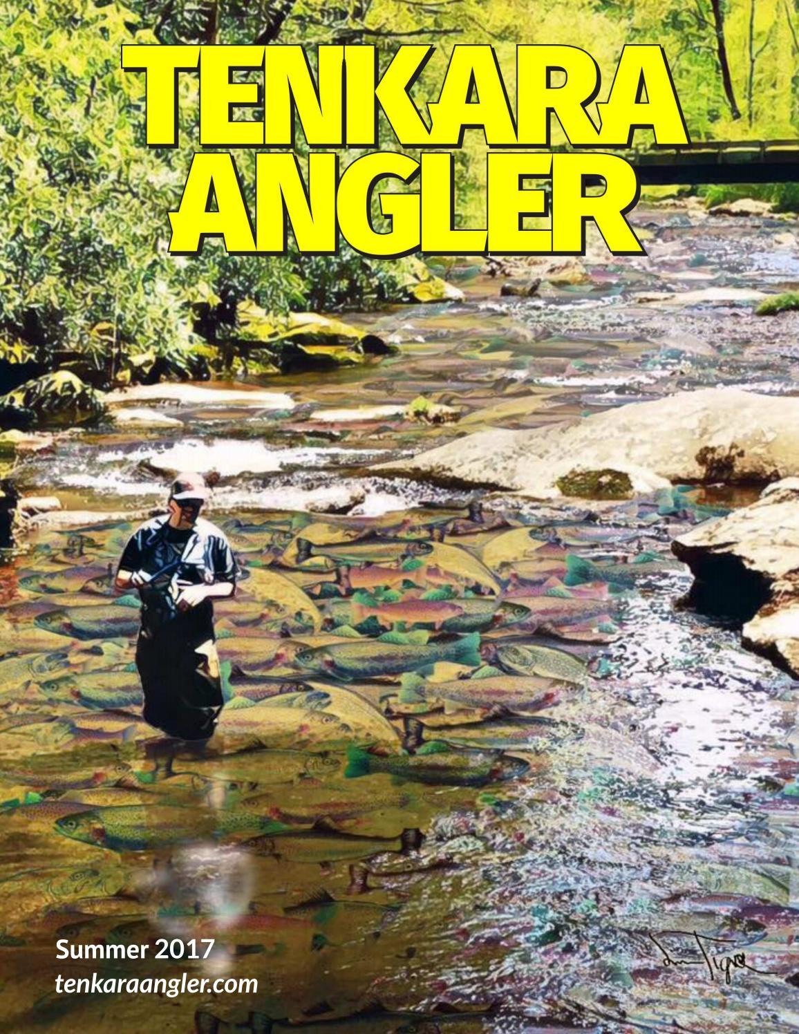Tenkara Angler - Summer 2017 by Tenkara Angler - issuu