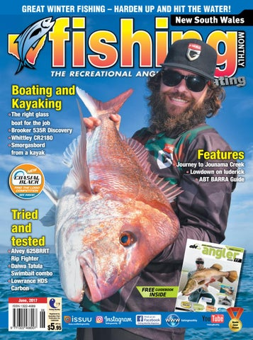 268903fd4b NSW Fishing Monthly June 2017 by Fishing Monthly - issuu