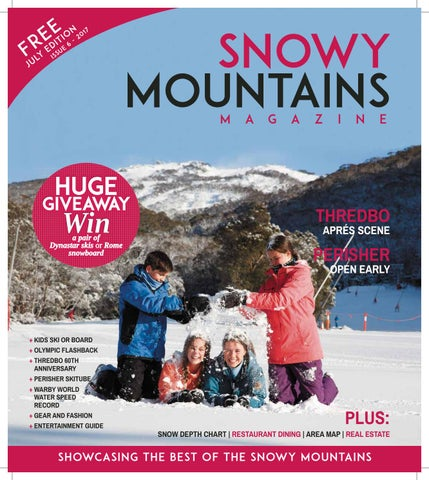 c7de12b2b9d Snowy Mountains Magazine by provincial press group - issuu