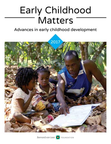 Early childhood matters 2017 by bernard van leer foundation issuu early childhood matters advances in early childhood development 2017 malvernweather Image collections