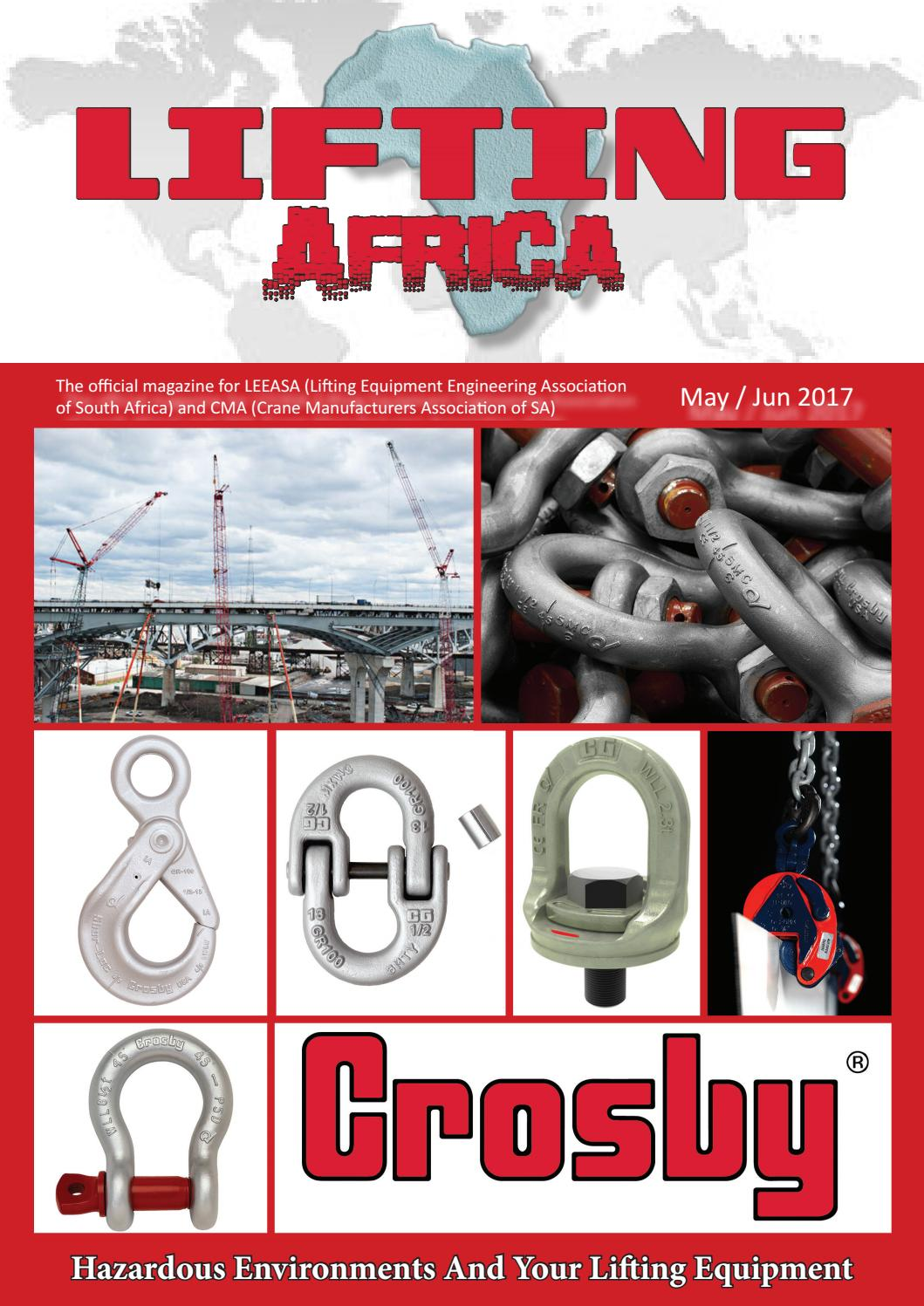 Lifting Africa May Jun 2017 By Lifting Africa Issuu