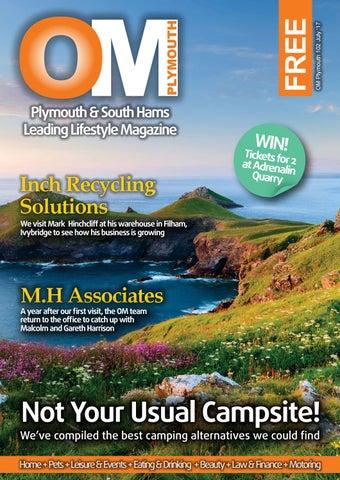 27037e86e OM Magazine, Issue 102, July 2017 by OM Plymouth Magazine - issuu