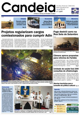 eb5741b8f0 Jornal candeia 24 06 2017 by Jornal Candeia - issuu