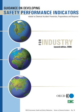 Guidance On Safety Performance Indicators For Industry By Oecd Issuu