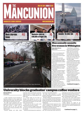 7aa7c6734 Issue12 by The Mancunion - issuu