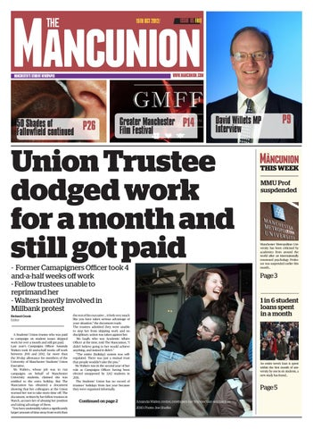 Issue5 By The Mancunion Issuu