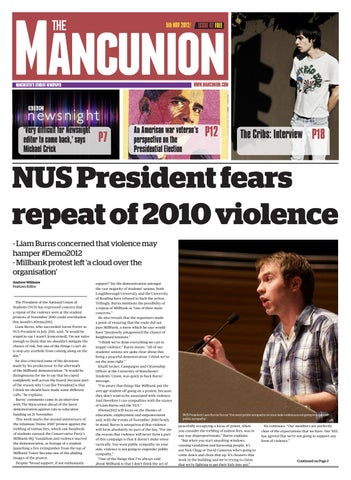 Issue7 By The Mancunion Issuu