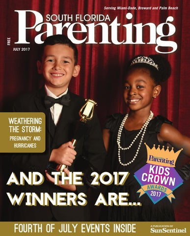 South Florida Parenting July 2017 magazine by Forum Publishing Group ... 6642f4f3e