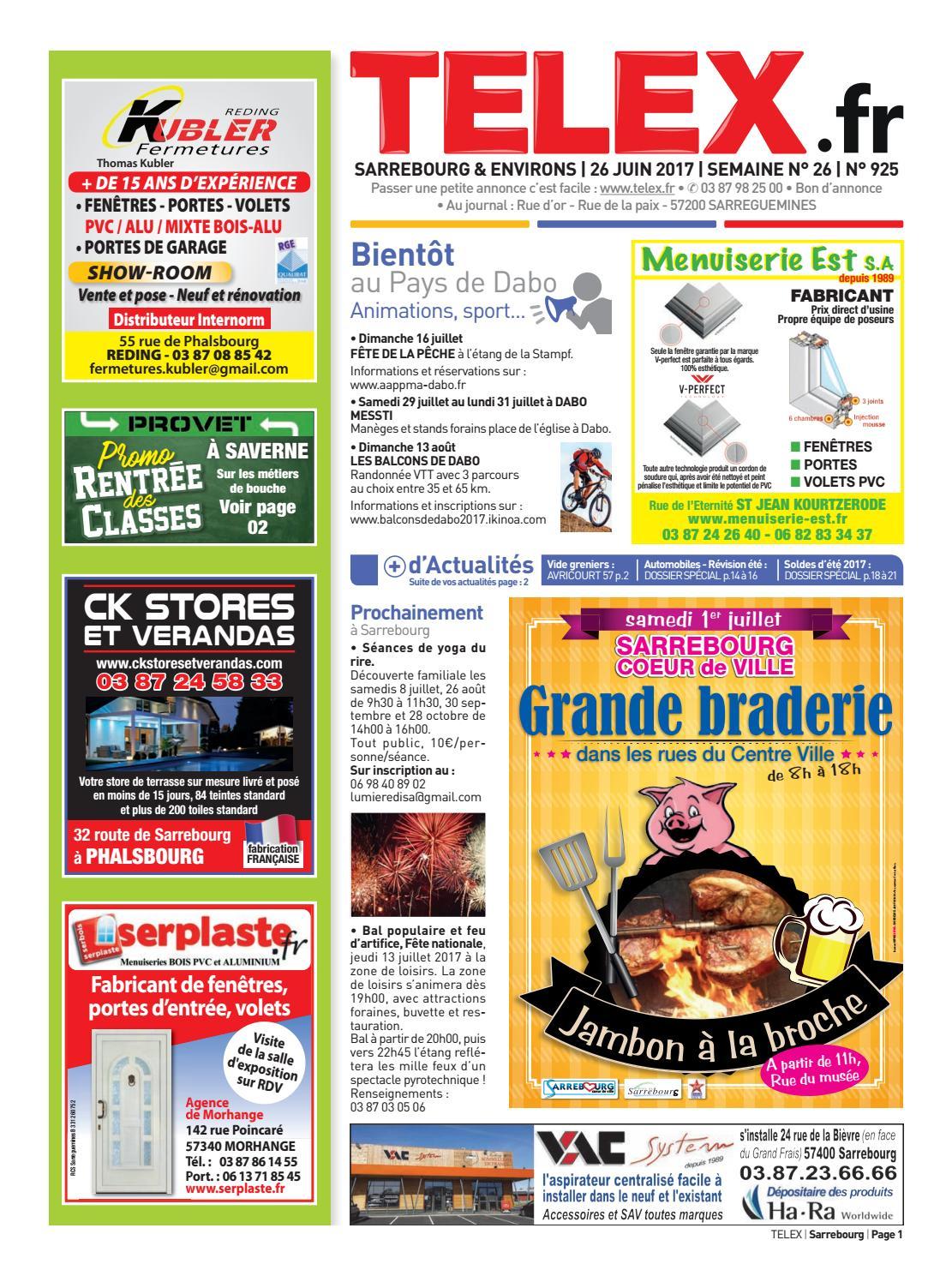 2617 sarrebourg by Claude Vervin - issuu bef209e2b7d