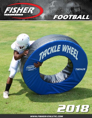 44dc301a5 2018 Fisher Athletic Football Catalog by Fisher Athletic - issuu