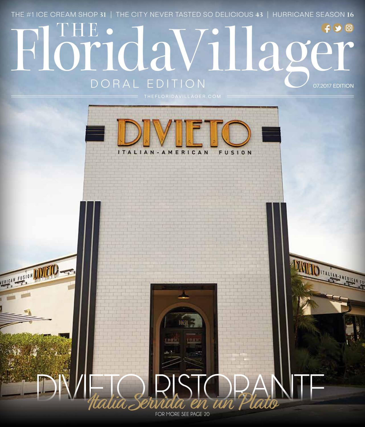 The Florida Villager :: July 2017 :: DORAL by The Florida