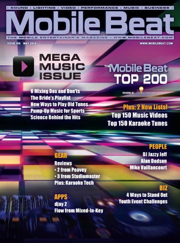 ea521cd4d00af Issue 156 - May 2014 - Mega Music Issue Top 200 by Mobile Beat ...