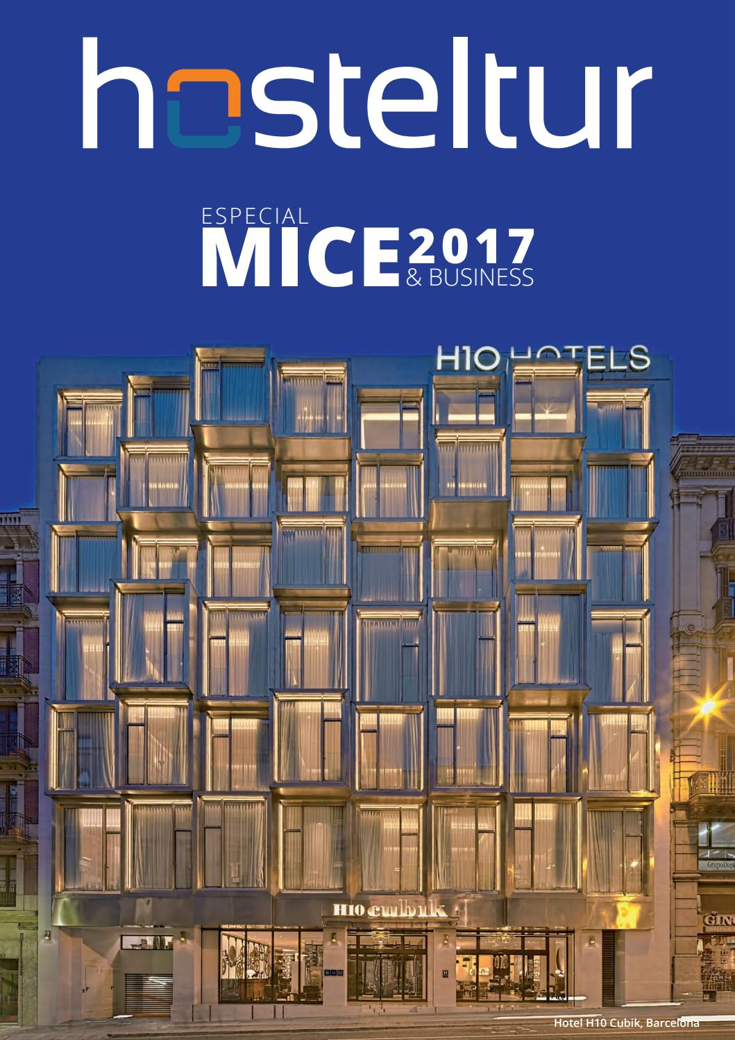 Hosteltur Especial MICE 2017 by hosteltur 2017 - issuu 0517bccf514e