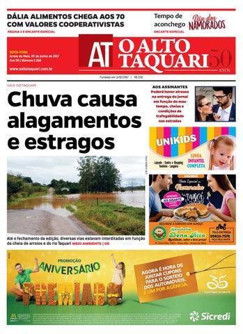 Jornal O Alto Taquari - 09 de junho de 2017 by Jornal O Alto Taquari ... 658b5fabcc