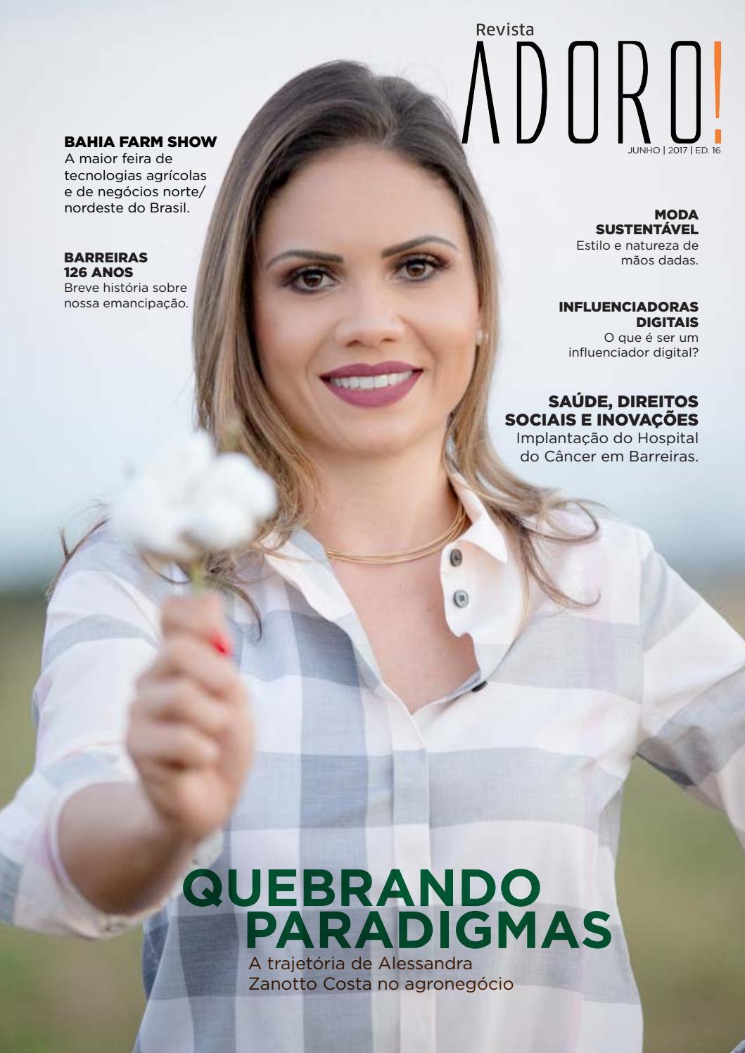 2872e9f78 Revista Adoro ed. 16, junho by Adoro Revista - issuu