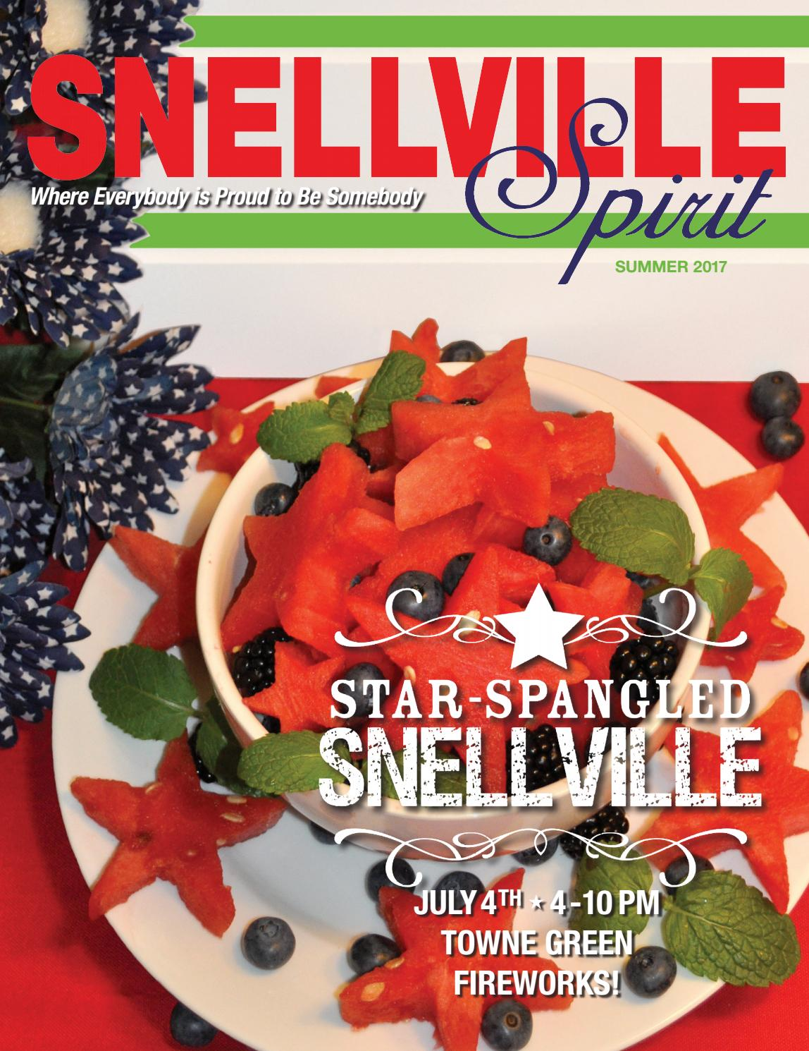Snellville Spirit Summer 2017 By Snellville Spirit Issuu