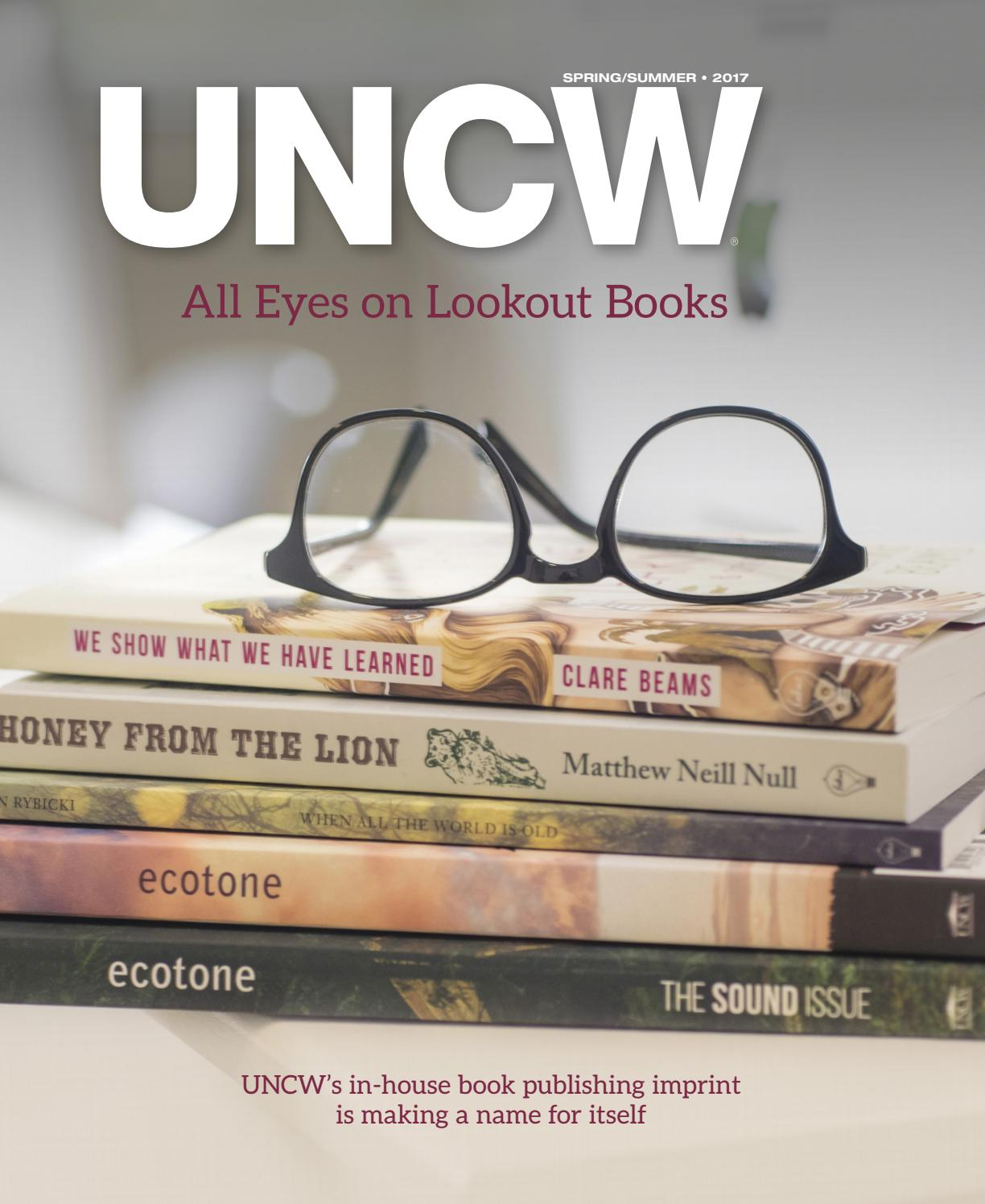UNCW Magazine Spring/Summer 2017 by University of North ...