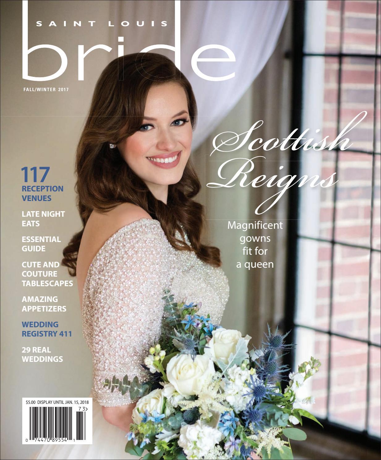 St. Louis Bride Fall-Winter 2017 by Morris Media Network - issuu
