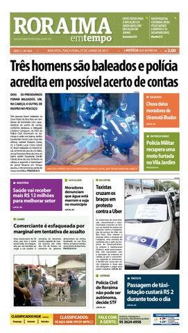 18a7bdc528 Jornal roraima em tempo – edição 663 by RoraimaEmTempo - issuu