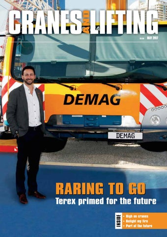 cranes and lifting may june 2017 by mayfam media issuuSchool Bus Likewise Power Steering Pump Also International Dt466 #10