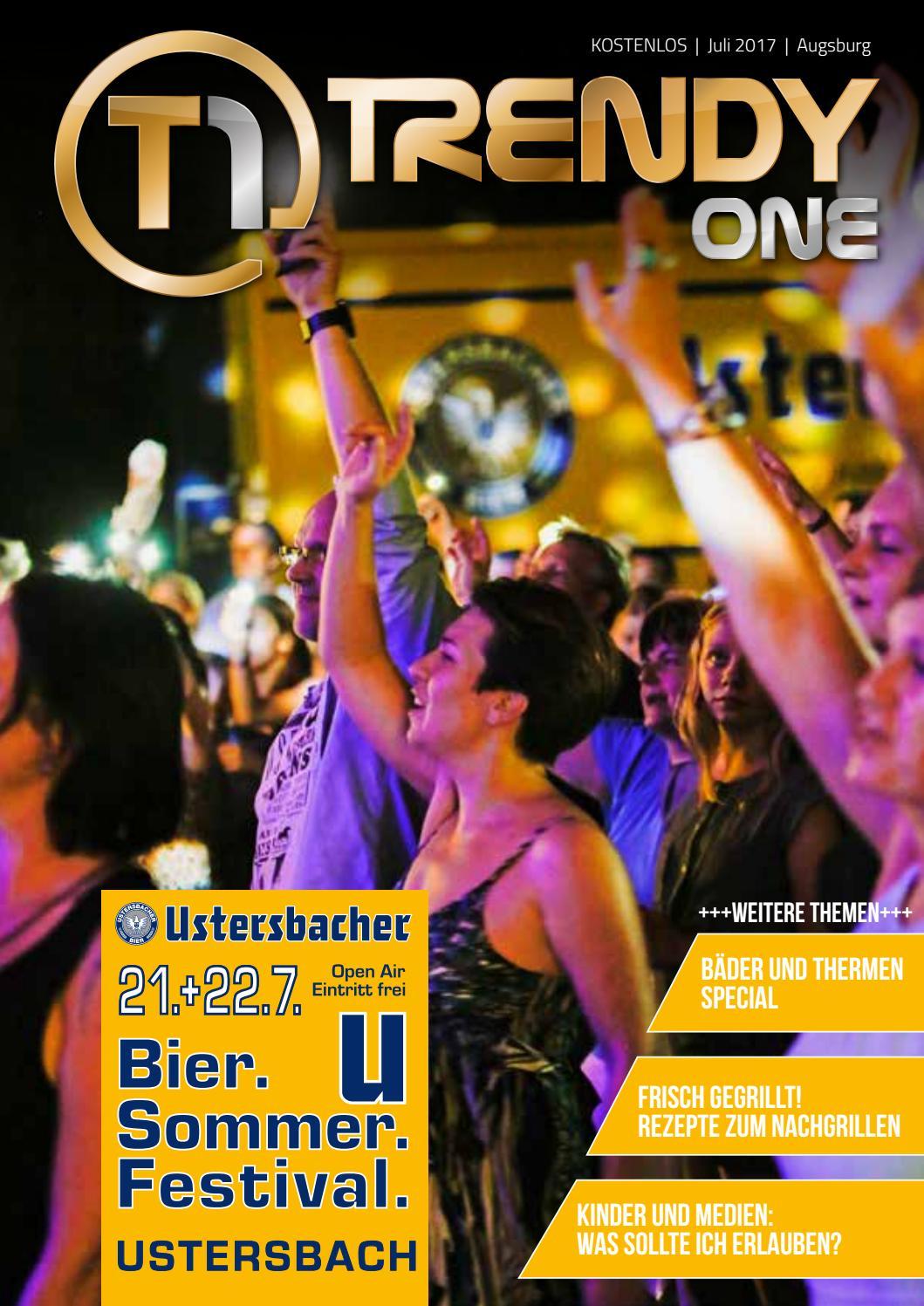 TRENDYone   Das Magazin - Augsburg - Juli 2017 by ad can do GmbH ...