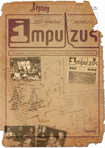 28fd2aecb3 Impulzus XXXVII/4. by Impulzus - issuu