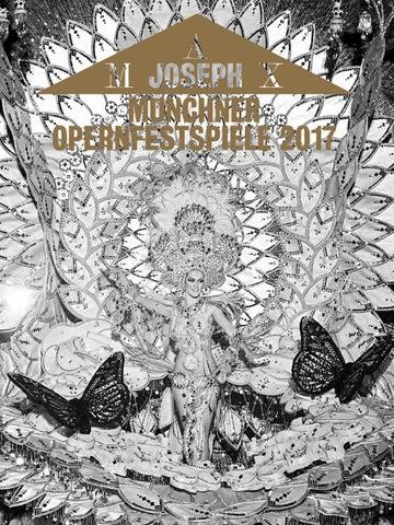 MAX JOSEPH #4 Münchner Opernfestspiele 2017 by Bayerische Staatsoper ...