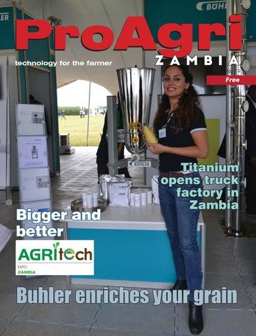 ProAgri Zambia - 019 by ProAgri - issuu