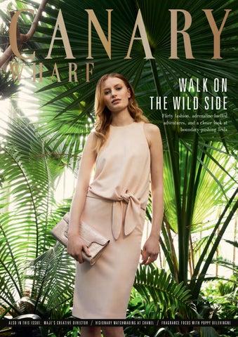 7cea9a177b6 Canary Wharf Magazine July 2017 by Runwild Media Group - issuu