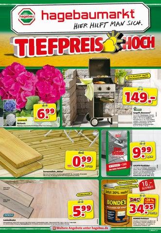 Hagebau KW 26 By Wochenanzeiger Medien GmbH   Issuu
