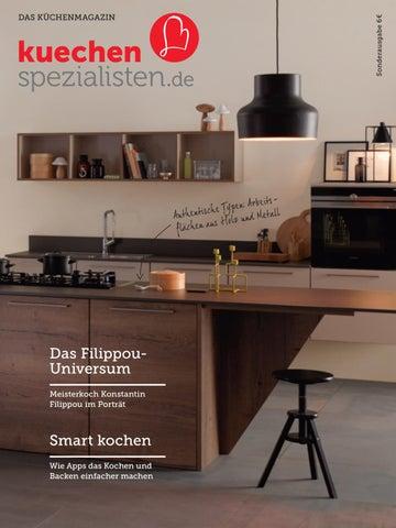 Smart Home Die Vermessung Der Küchenwelt Zeit Online