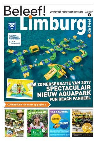 472bc522cb9 Beleef Limburg + de Peel juli 2017 by Vinda media - issuu