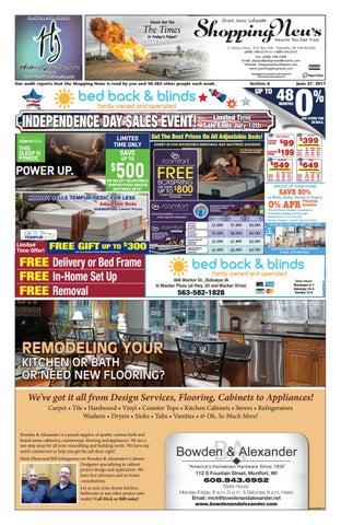 GIL Shopping News 6-27 by Woodward Community Media - issuu