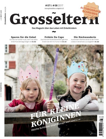 Grosseltern 07/08 2017 by Grosseltern-Magazin - issuu