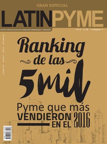 Edición Latinpyme No. 145