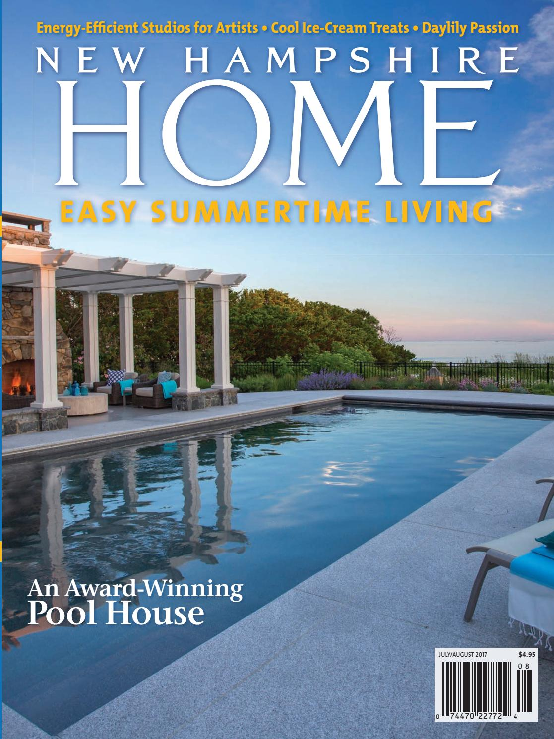 New Hampshire Home July-August 2017 by McLean Communications - issuu