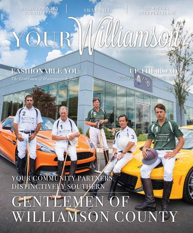 Your Williamson Summer 2017 By YOUR