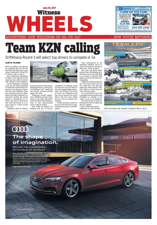 Wheels_29June2017 by Driver News - issuu