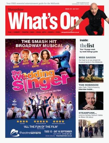 Shropshire Cover July 2017 .qxp_Shropshire Cover 26/06/2017 20:36 Page 1