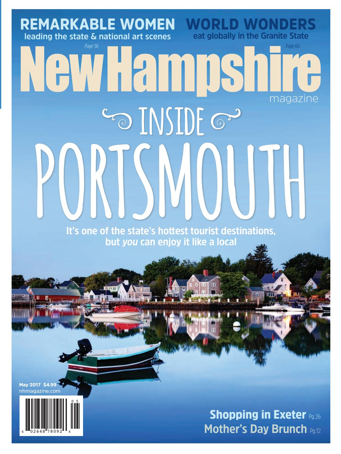New Hampshire Magazine May 8 by McLean Communications   issuu