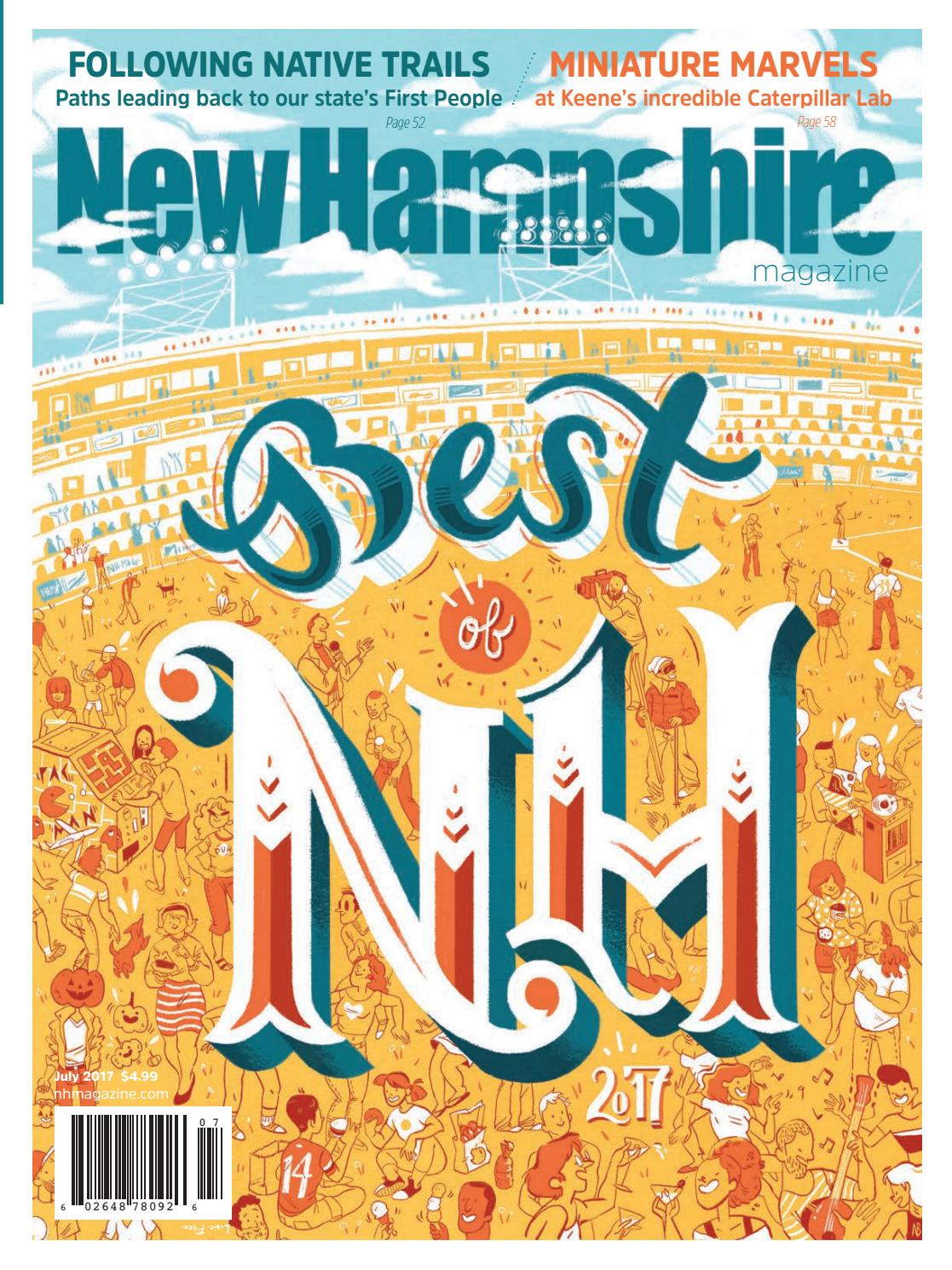 New Hampshire Magazine July 8 by McLean Communications   issuu